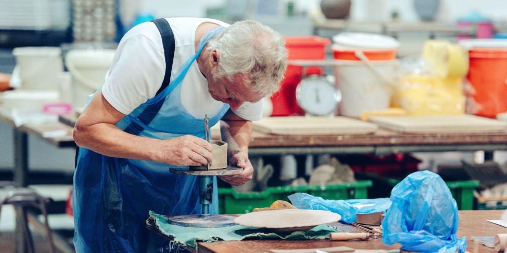Short course - hand building ceramics