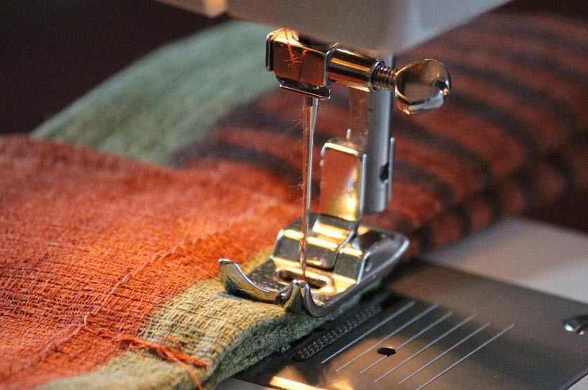 Short course - sewing