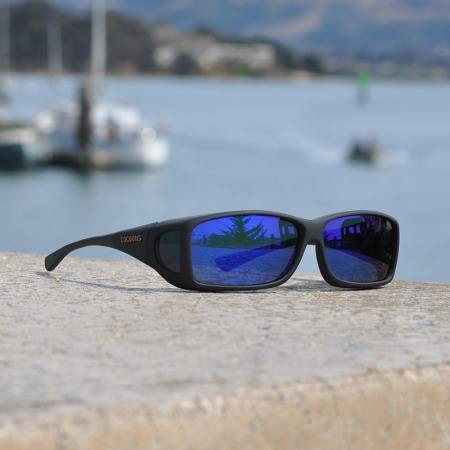 Specialty fitover sunglasses