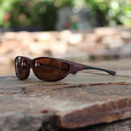 High quality fitover sunglasses