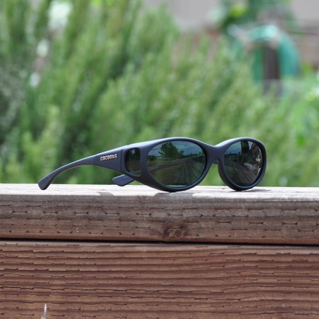 Best fitover sunglasses in the world
