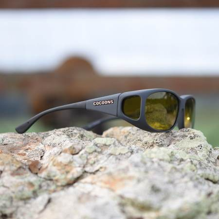 Slate Mini Slim fitover sunglasses with yellow