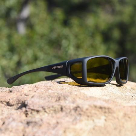 Fishing fitover sunglasses by cocoons