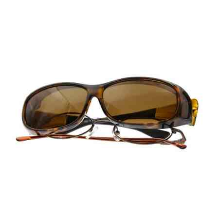 fitover sunglasses on small oval frames