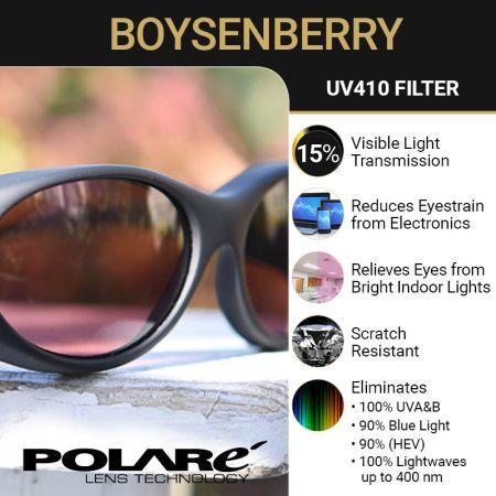 Indoor-Outdoor Boysenberry Filters
