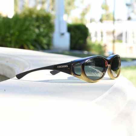 two tone Cocoons fitovers Sunglasses