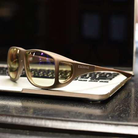 Fitover Glasses with the Purify Computer Lenses
