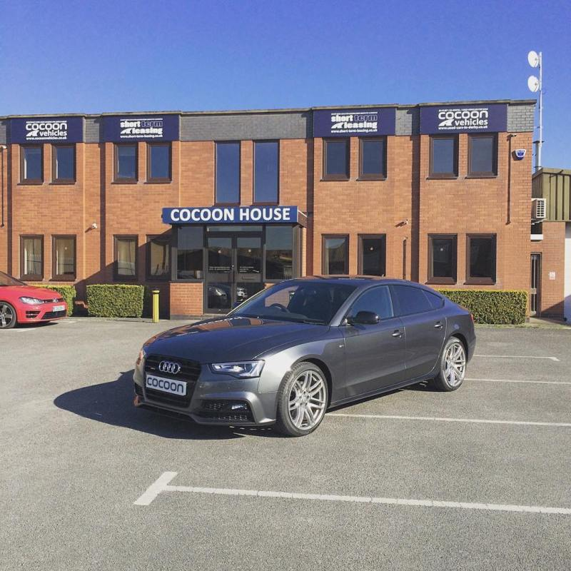 We have a lovely new 2.0TDI 5dr in  If you would like more information about any of the vehicles we have available, please don't hesitate to give us a call on 01332290173 or visit www.cocoonvehicles.co.uk
