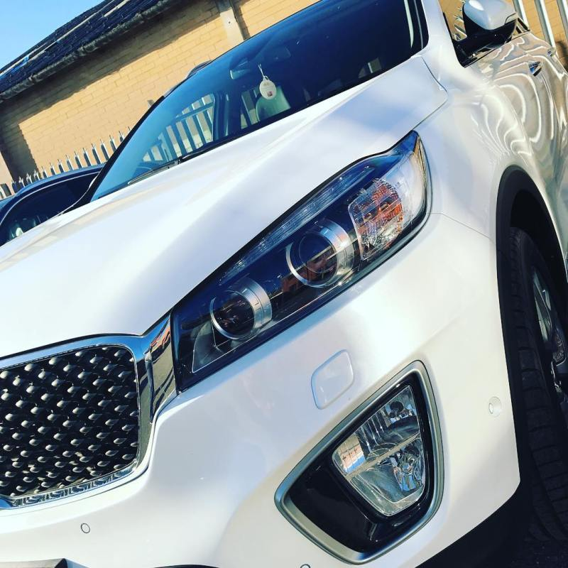 """Kia Sorento going out on a short term car lease! Short and Long Term Car Leasing : 0330 330 9425 : or GOOGLE """"Cocoon Vehicles"""""""