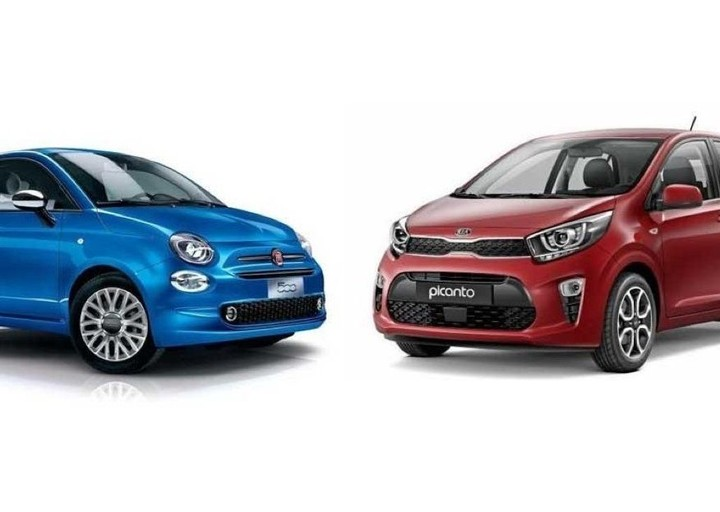 Just for fun... Between the Fiat 500 or Kia Picanto which would you choose and why? 🤔