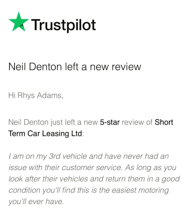 We love 5 ️ reviews like this, especially Neil who has been a fantastic customer! Thanks again for your review! ️ ️ ️ ️ ️