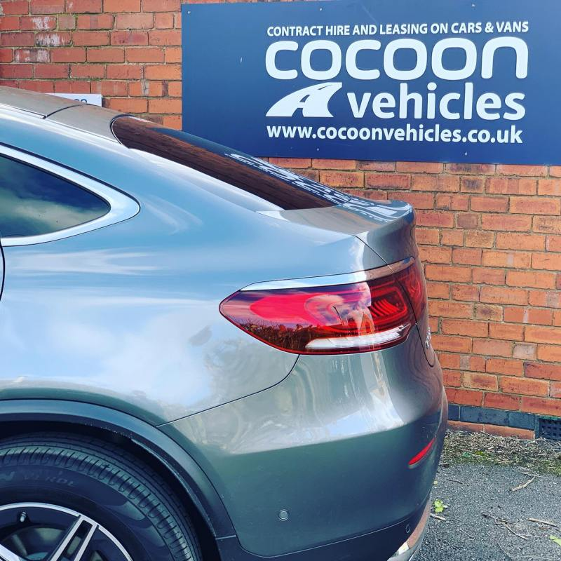 We've got a few Mercedes GLC Coupes available for delivery over the next week!  Find out more on our website (In Bio)!