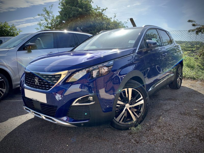 Peugeot 3008 Short Term Car Leasing