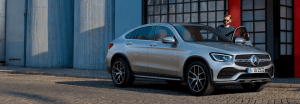Mercedes GLC Coupe - Short Term Car Lease