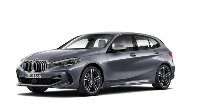 BMW 1 Series Hatchback 118d M Sport on 12 month car lease
