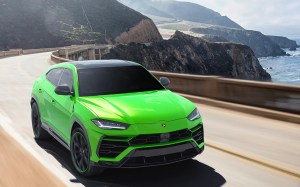 Lamborghini Urus Short-Term Car Lease