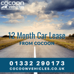 12-Month Car Lease