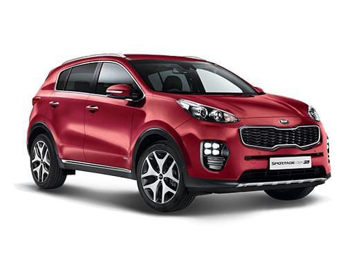 Kia Sportage Estate 1.6 CRDi 48V ISG GT-Line DCT on 6 month car lease