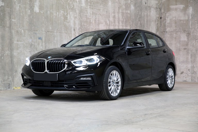 BMW 1 Series 118i SE in Black