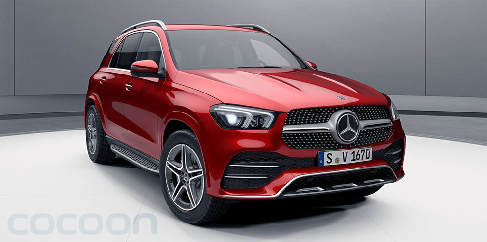 Mercedes GLE SUV Short-Term