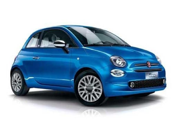 Fiat 500 Hatchback 1.2 Lounge Dualogic 3dr Auto (Hatchback)
