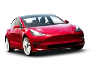 Tesla Model 3 Saloon Long Range AWD MY2021 4dr Auto (Saloon)