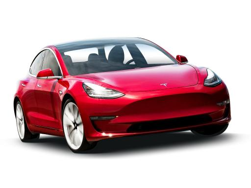 Tesla Model 3 Saloon Standard Range Plus MY2021 4dr Auto (Saloon)