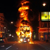 Dark Days Indeed - London Race Riots