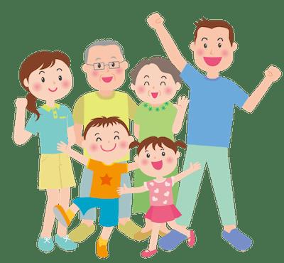 若さ・家族・健康