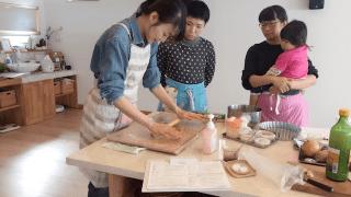 料理講座は何人ぐらいで行なっていますか?