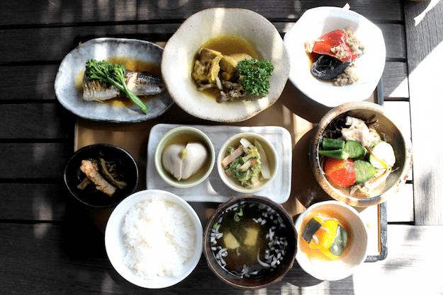 健康的な食事2