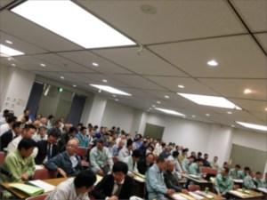 参加型の安全大会講演