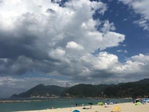 竹野浜 海水浴場