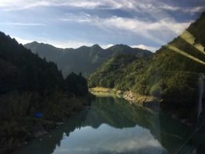 飛騨路の景色