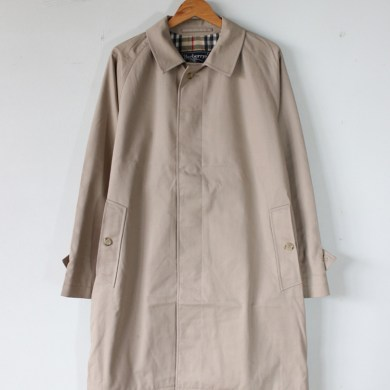 Yoused|British remake soutien collar coat #BEIGE