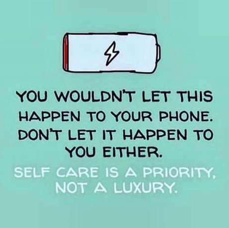 self care — Unplug and Recharge Yourself - First Love Yourself Most