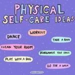 Different Types of Self-Care: