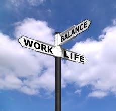 Work/life balance.