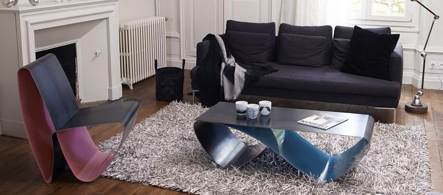 cocosteel createur designer meuble objet acier design
