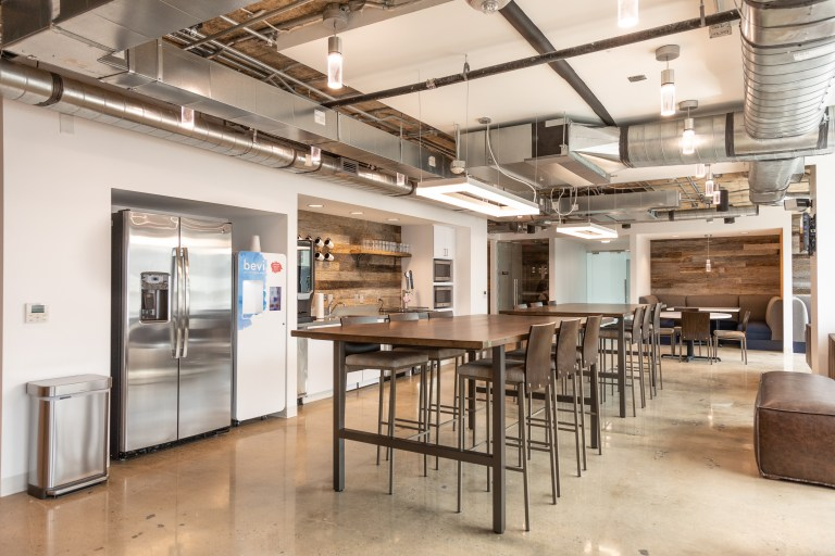 shared coworking space cocotiv