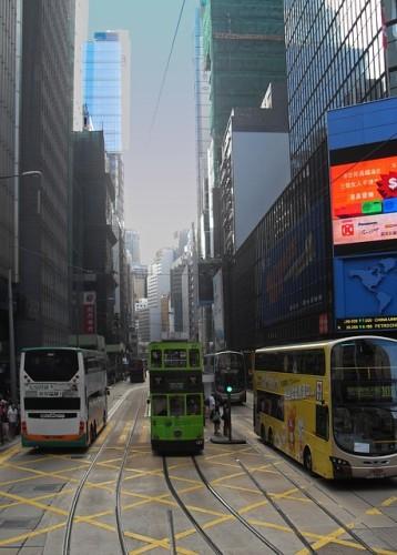 中国の携帯電話事情ー香港