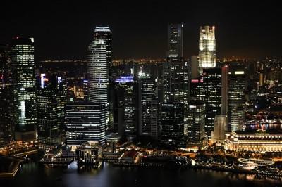 カップル旅行シンガポールの夜景スポット5選