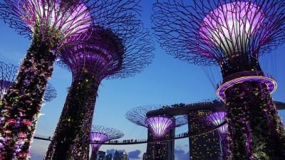 カップル旅行シンガポールでおすすめな夜景スポット