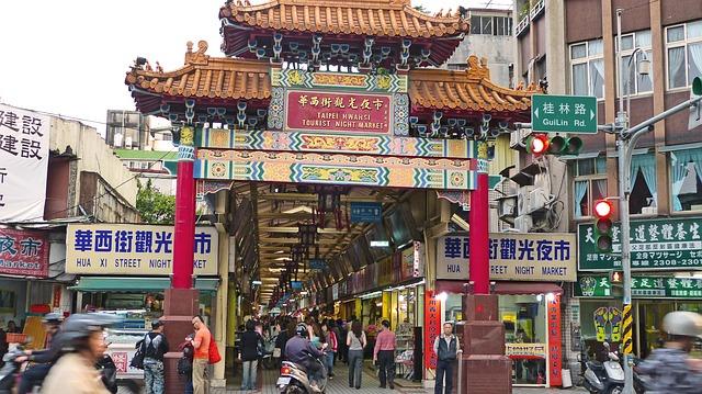 台北に来たら、夜市のストリートフードを楽しもう