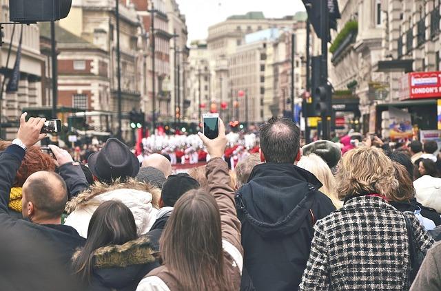 ロンドン、多国籍料理食べ歩き