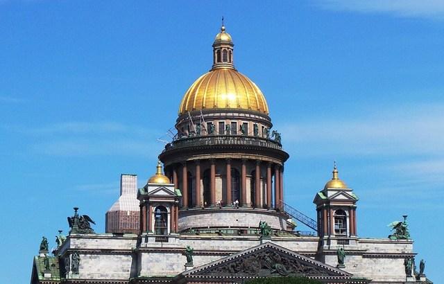 サンクトペテルブルグの観光スポット