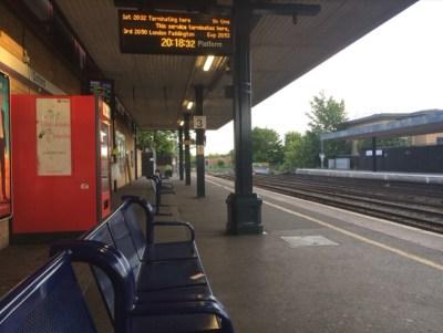 オックスフォード駅