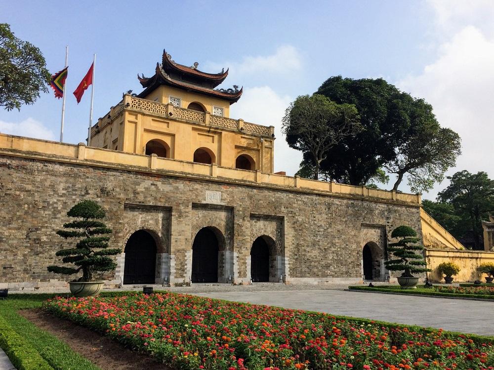 タンロン城