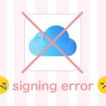 iCloudサインイン中にApple IDを変更してしまった時の対処法(iCloudのサインアウトができない)