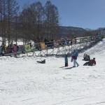ソリ滑りを満喫したいなら水上高原スキーリゾートへ行こう!(幼児さんおすすめ)